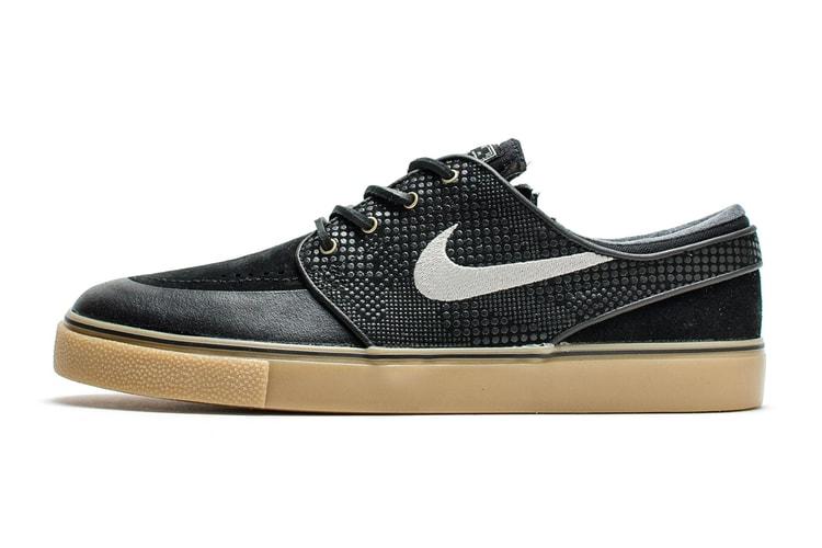 separation shoes 2b70a 4df93 Nike SB Zoom Stefan Janoski Premium Black Gum