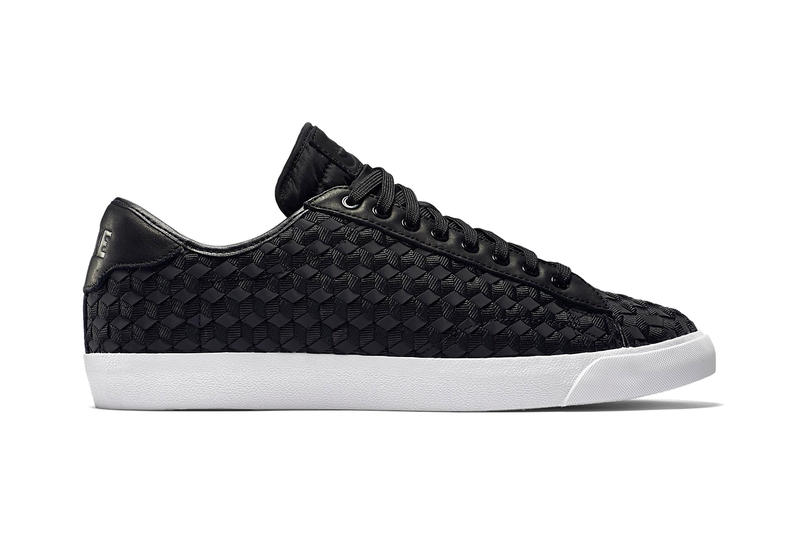 hot sale online 04360 e62ca Nike Tennis Classic AC Woven Black White. Originally released back in 1982,  Nike s timeless Tennis Classic gets a woven update for Summer