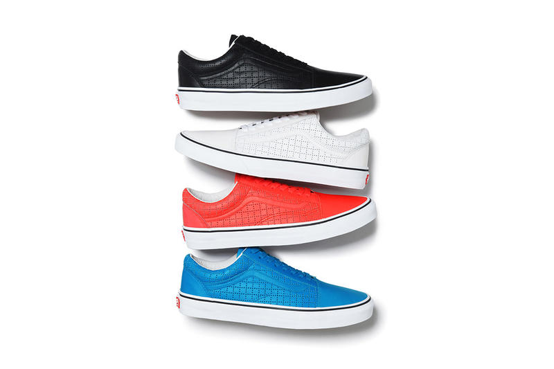 00230f1c504d73 ... 2015 Summer Old Skool Collection. Streetwear giants Vans and Supreme  continue their collaborative project by releasing brand new