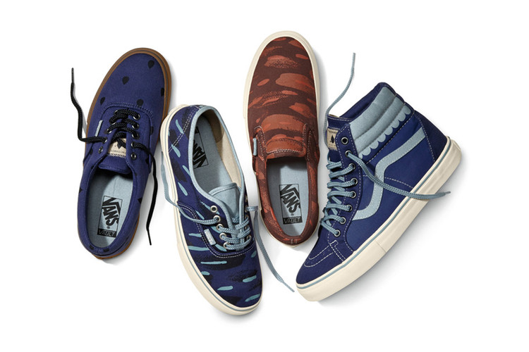 1485887cf1 TWOTHIRDS x Vault by Vans 2015 Summer Collection