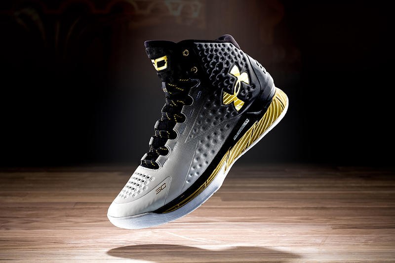 buy online 243f0 350c7 Not unlike the player after which it is designed, the Under Armour Curry One  has been a quiet