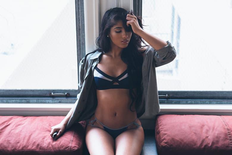 Van Styles Shoots Yovanna Ventura at Downtown Los Angeles' Ace Hotel