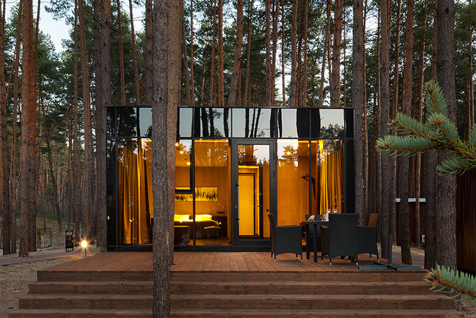 Verholy Guest Houses by Studio YOD Design Lab