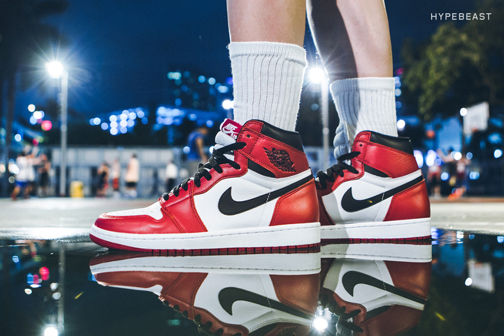 8 Basic Facts You Should Know About The Air Jordan 1 Hypebeast