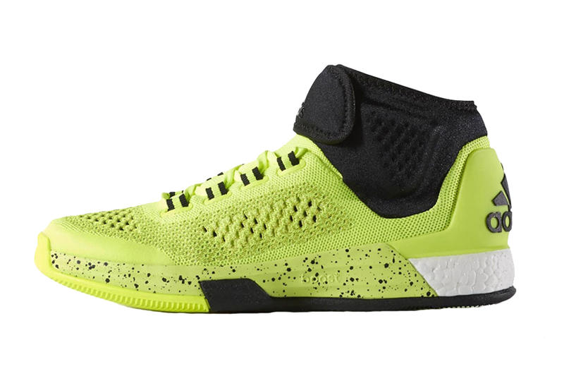 brand new 2aa55 d2038 adidas unveiled its CrazyLight Boost silhouette early this year, and now we  get a look at its