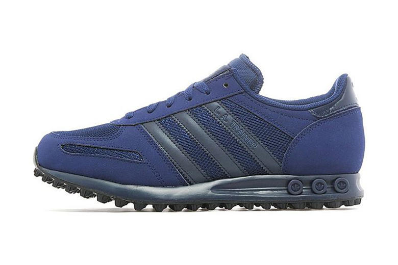 991650c665ec0 Nicely coinciding with adidas' introduction of the Los Angeles is a navy  edition of the L.A.