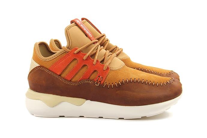 big sale 5c0f0 bdeb0 adidas Originals Tubular Moc Runner Mesa/Fox Red Sneaker | HYPEBEAST