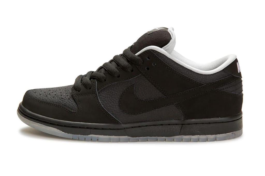 atlas x nike sb dunk low pro black sneaker hypebeast rh hypebeast com