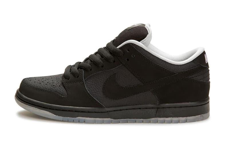 online retailer c6910 dbd74 Atlas reinterprets the Nike SB Dunk Low Pro as a tribute to film  photography.