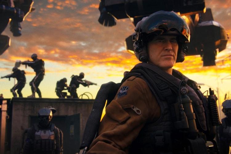 Call Of Duty Advanced Warfare Hypebeast