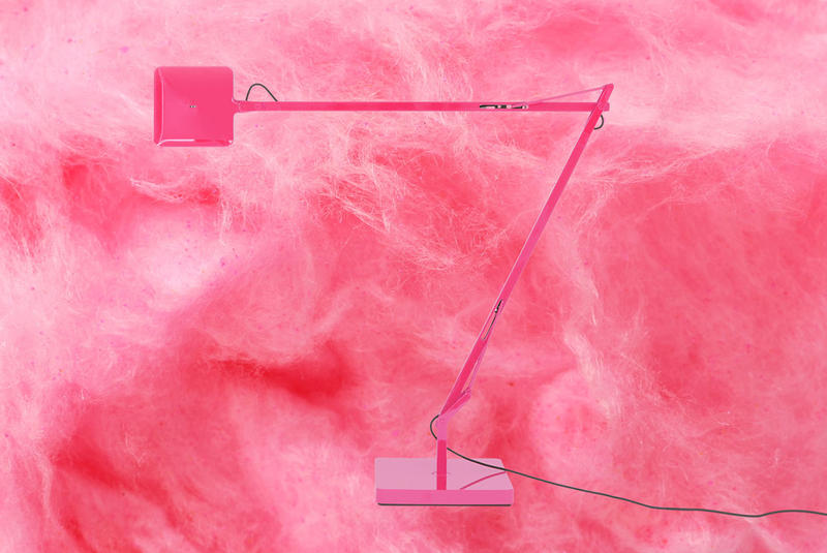 Flos for Bezar 2015 Summer Kelvin Table Lamp