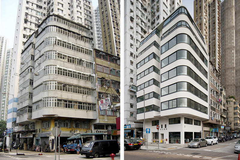 K P D O  Breathes New Life Into Aging Hong Kong Tenement