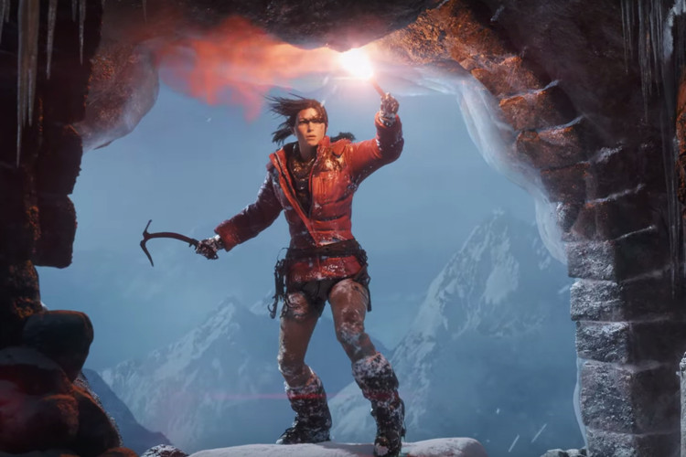 Rise Of The Tomb Raider Hypebeast