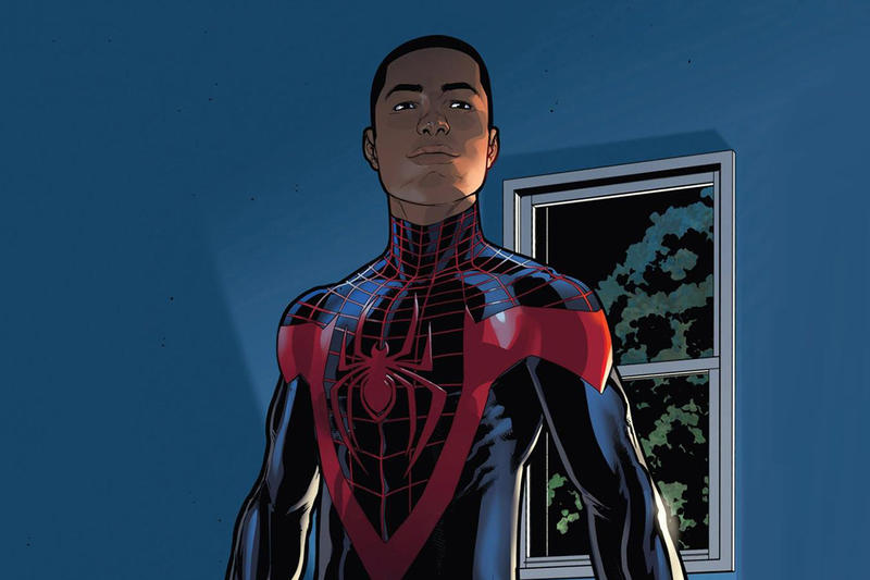 433fe3fde47b0f Marvel Launches Miles Morales as the New Spider-Man. The new Spider-Man  comic series will feature a multi-racial teenaged boy as the titular  superhero.