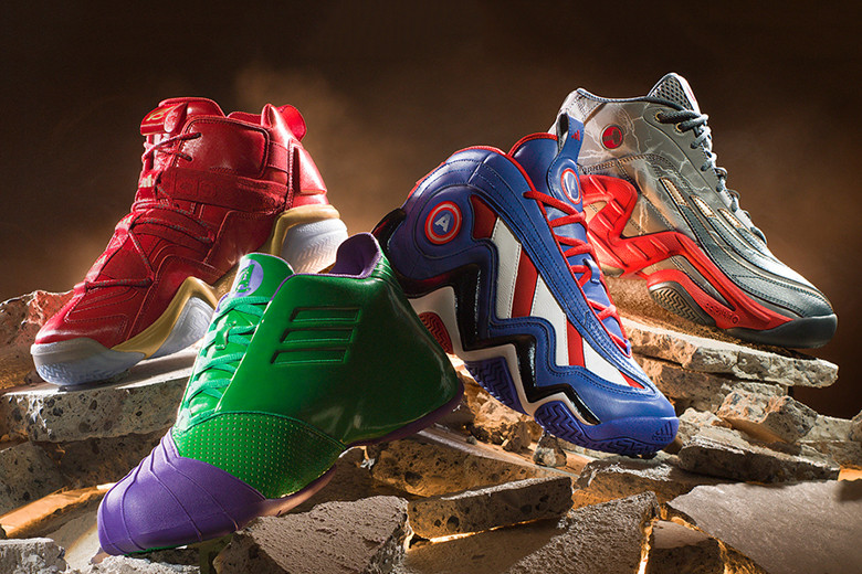 adidas Teams Up With The Avengers On