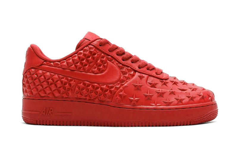 """premium selection a826a 4fc9b Four monochromatic colorways of the Air Force 1 LV8 sport seamless Vac Tech  construction for Nike s new """"Star"""" pack."""
