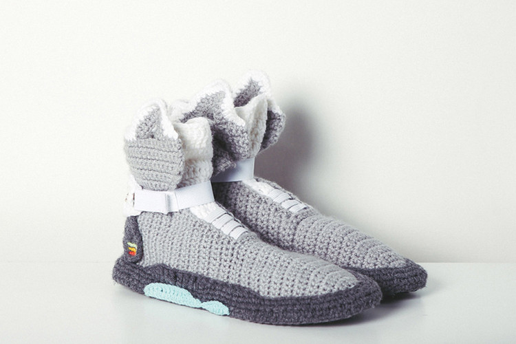 1bac068808ce Nike Air MAG and Air Yeezy 2 Slippers for Everyday Lounge Wear