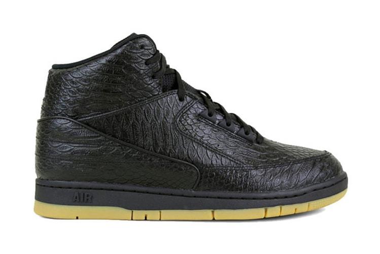 new product b16b0 40eae Nike Air Python PRM Black Gum