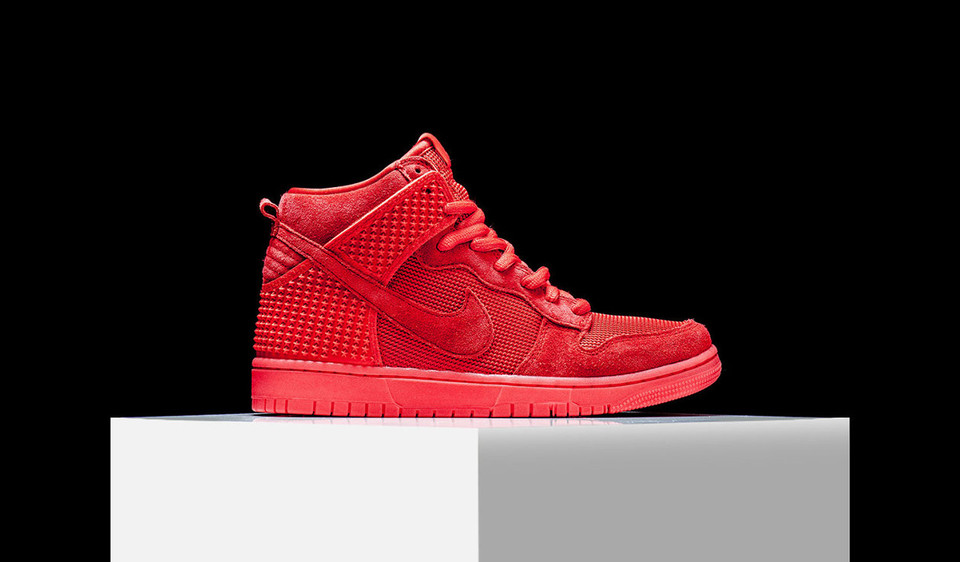 109a05e4a00 Nike Dunk High CMFT PRM