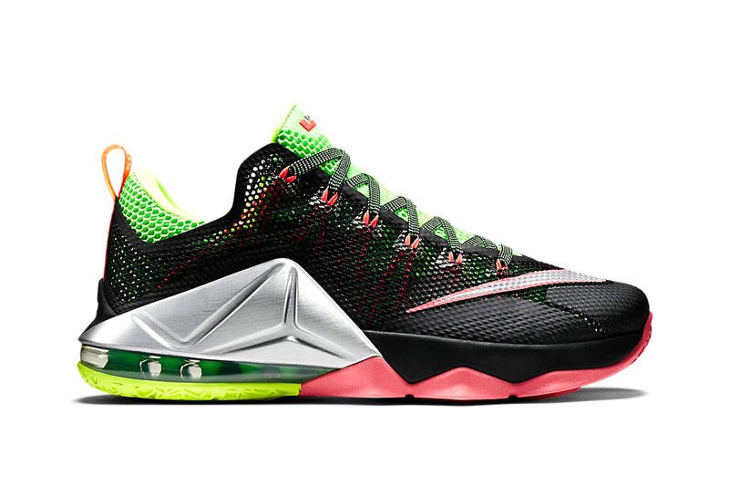2e357fcb81330 Nike Basketball takes cues from King James  signature beverage for this low-top  LeBron 12.