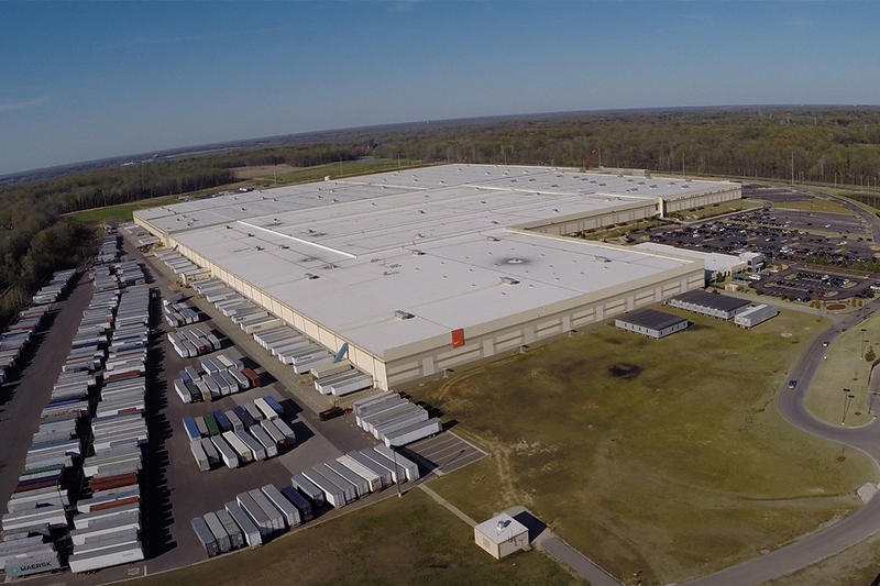 cde7ca78203b Nike Opens Its Largest Distribution Center Worldwide in Tennessee ...