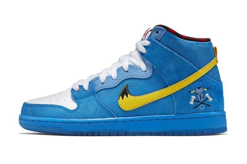 3c645fef1874 Nike SB Dunk High Premium
