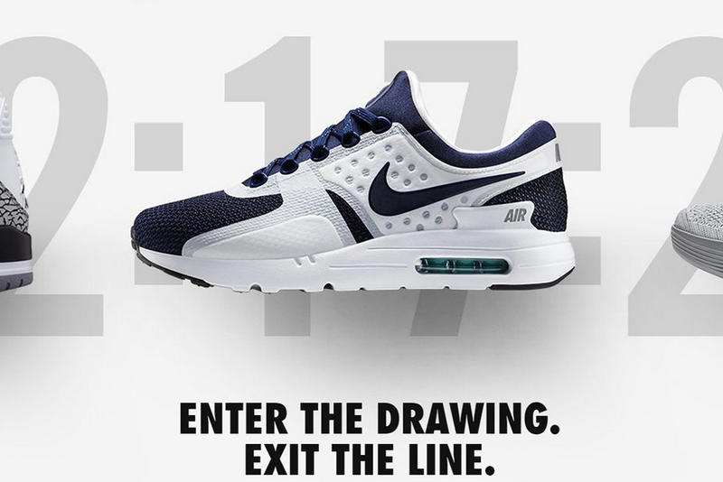 Nike Unveils Online Raffle System for Limited Releases