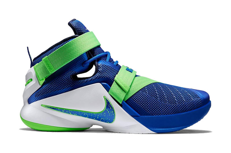 d78e876c732d8 The popular beverage-inspired colorway makes its way to LeBron s Zoom  Soldier 9.