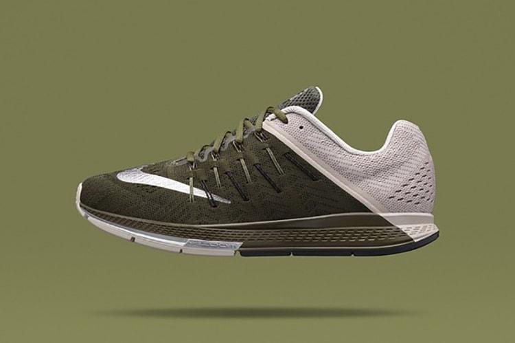 feb2e3f655678d NikeLab Air Zoom Elite 8 Green White