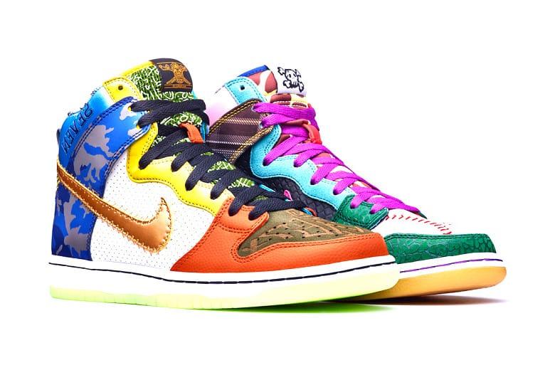 Hospital x Nike SB Dunk High