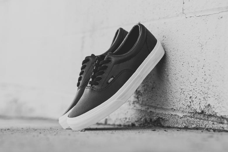 4434db8593b574 Vans releases what should become an instant summer hit with the Perf Leather  Era. The shoe sports a