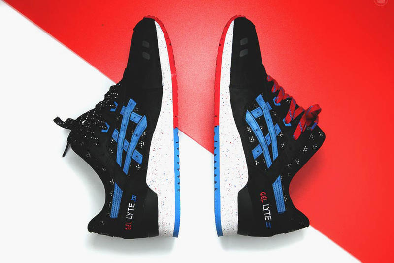 separation shoes 664b1 0900a ... x ASICS GEL-Lyte III