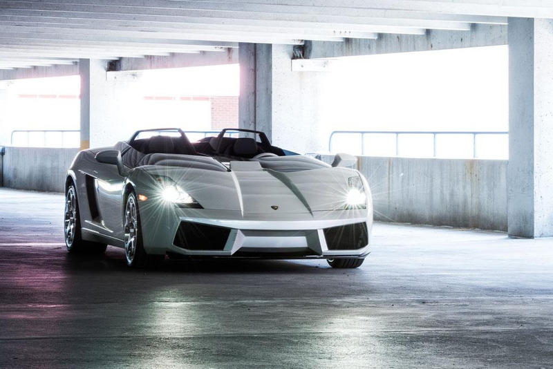 2006 Lamborghini Concept S To Be Auctioned In New York Hypebeast