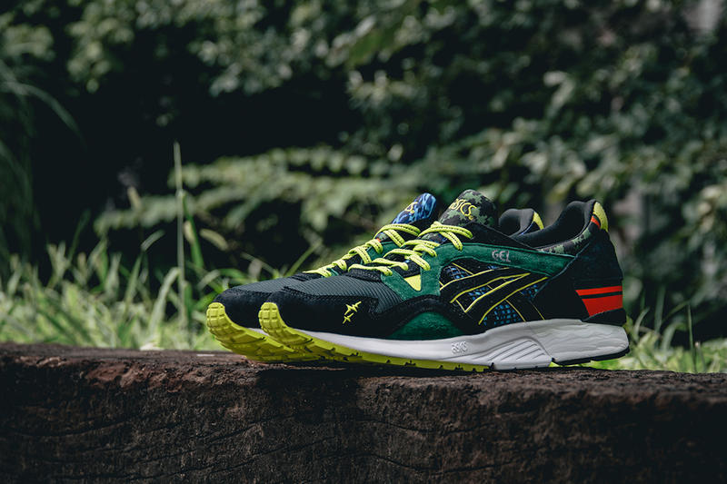 """A Closer Look at the WHIZ LIMITED x mita sneakers x ASICS GEL-Lyte V """"Recognize"""""""