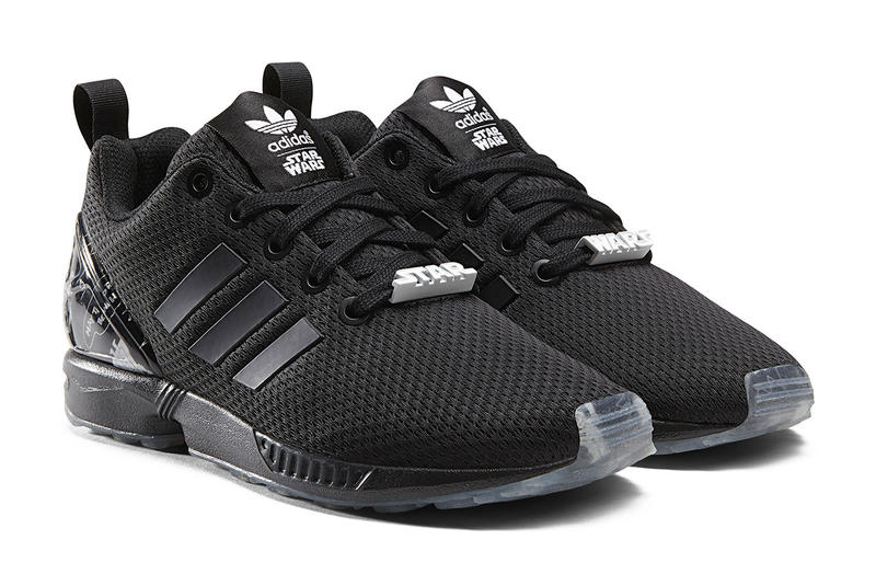 ede736234 adidas Originals Adds More  Star Wars  Customization Options to the ZX Flux