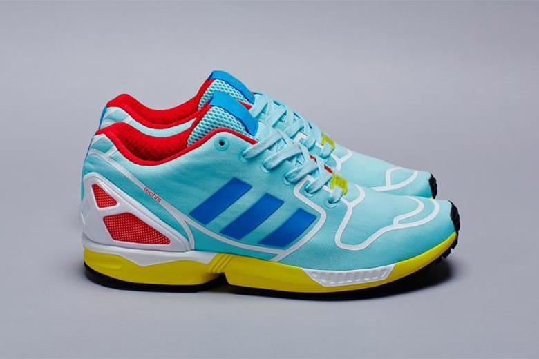 adidas zx flux techfit aqua