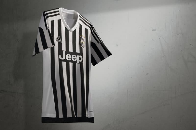 f27673ec8 adidas Reveals Juventus Home and Away Kits for 2015-16 Season ...