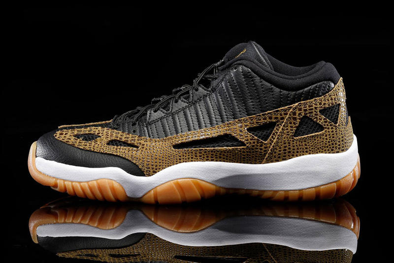 "A ""Croc"" take on the Air Jordan 11 Retro Low IE is set to join the classic  ""Cobalt"" colorway of the kicks. 45836eea0010"