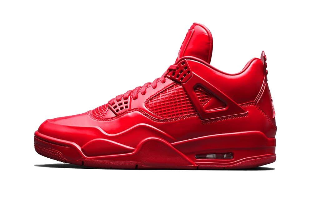 """Air Jordan 11Lab4 """"University Red"""""""