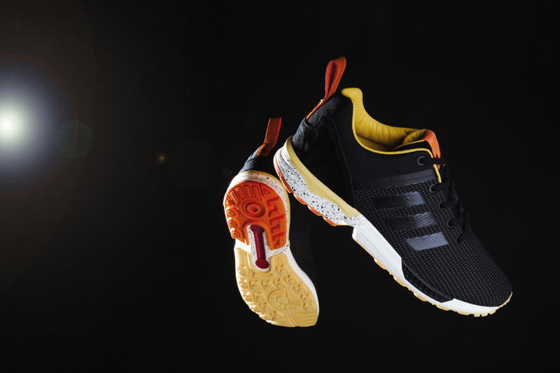 3124f18dfcff3 Bodega and adidas Consortium finally unveil their special ZX Flux  collaboration.
