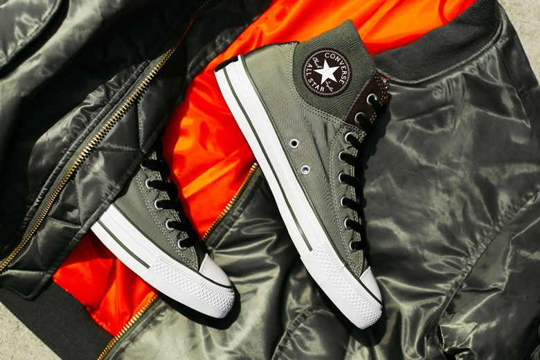 Converse Chuck Taylor All Star MA-1 Zip