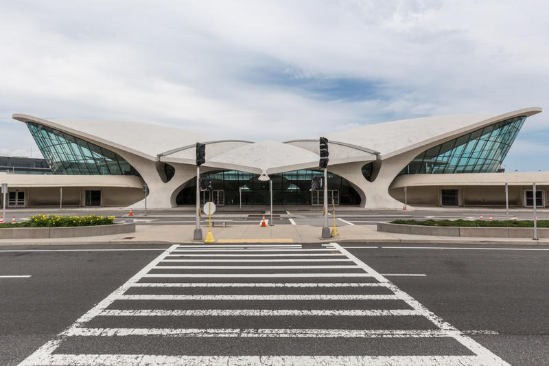 Exploring TWA's Abandoned Terminal at New York's John F. Kennedy International
