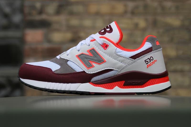 separation shoes 0022c 0b493 New Balance 2015 Summer 530 90s Running Remix White/Burgundy ...