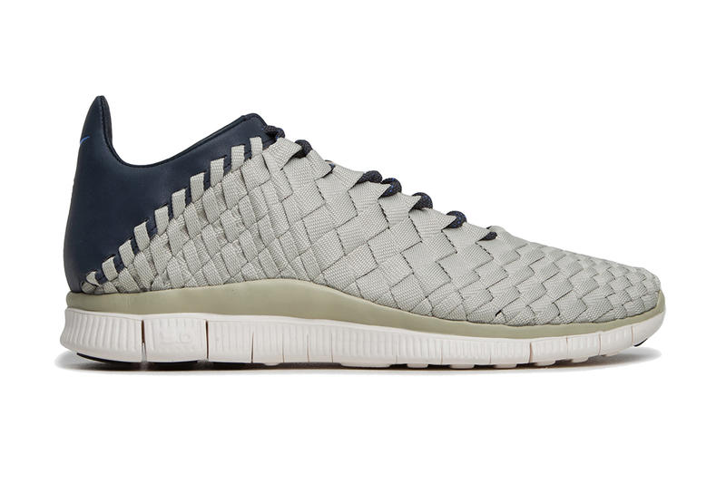 ceb9f999648207 The comfy woven kicks return with a grey and blue make-up.