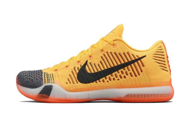 meet 71f5e 6cceb Nike Kobe X Elite Low