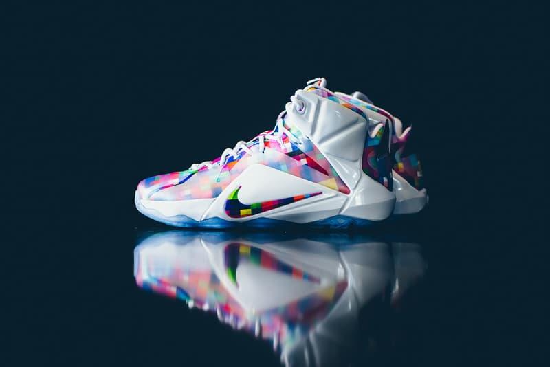 34540b4d45c Nike LeBron XII EXT