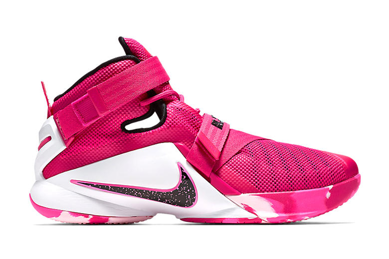 new product 135dc 0069b Nike LeBron Soldier 9