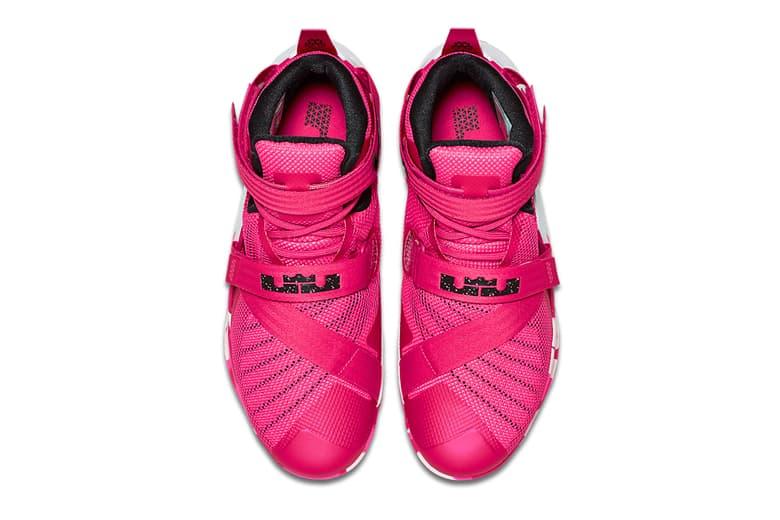 80ec719d3a61 Nike LeBron Soldier 9