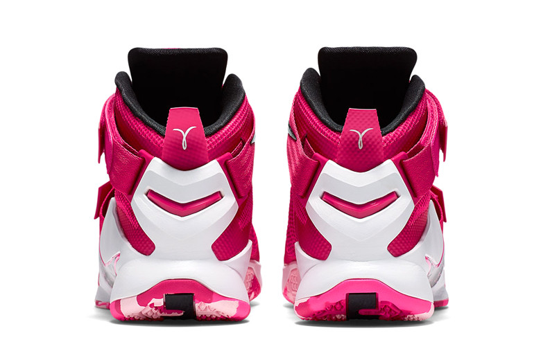the best attitude 9117a 26dd0 Nike LeBron Soldier 9
