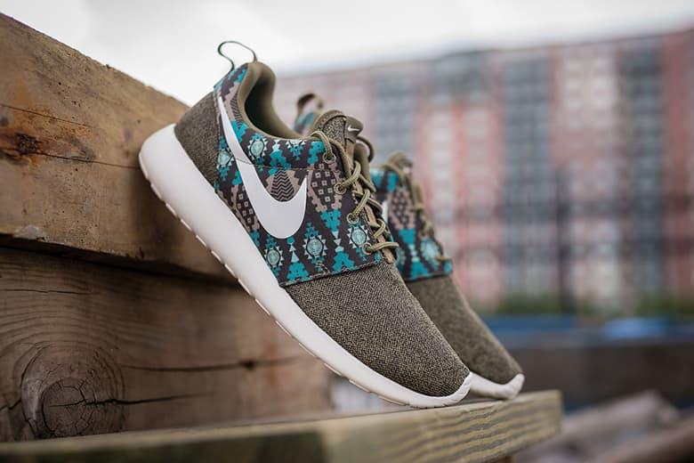 f354b240441d Nike Roshe one Sneaker in Iguana